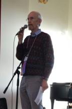Nicholas Finck at W.Coast announcing